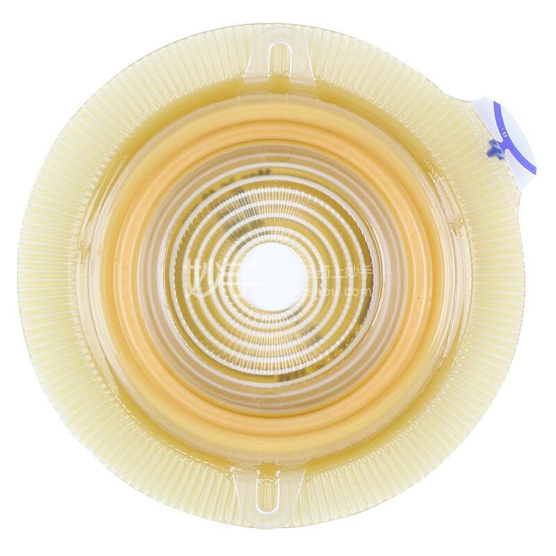 康乐保 特舒造口护理用品 14263 轻微凸面盘+粘接剂60mm
