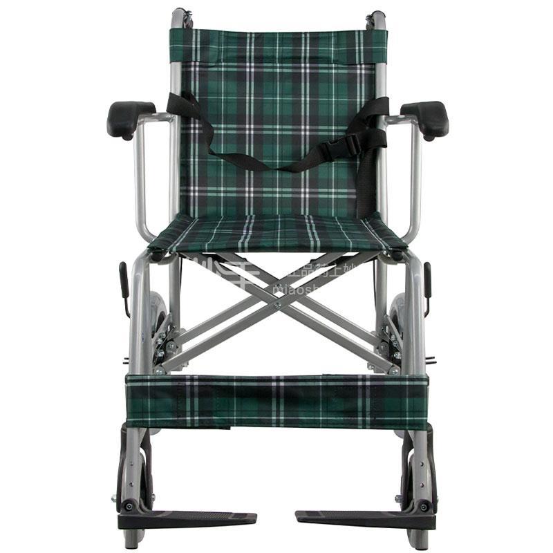 互邦 铝合金手动轮椅车 HBL33