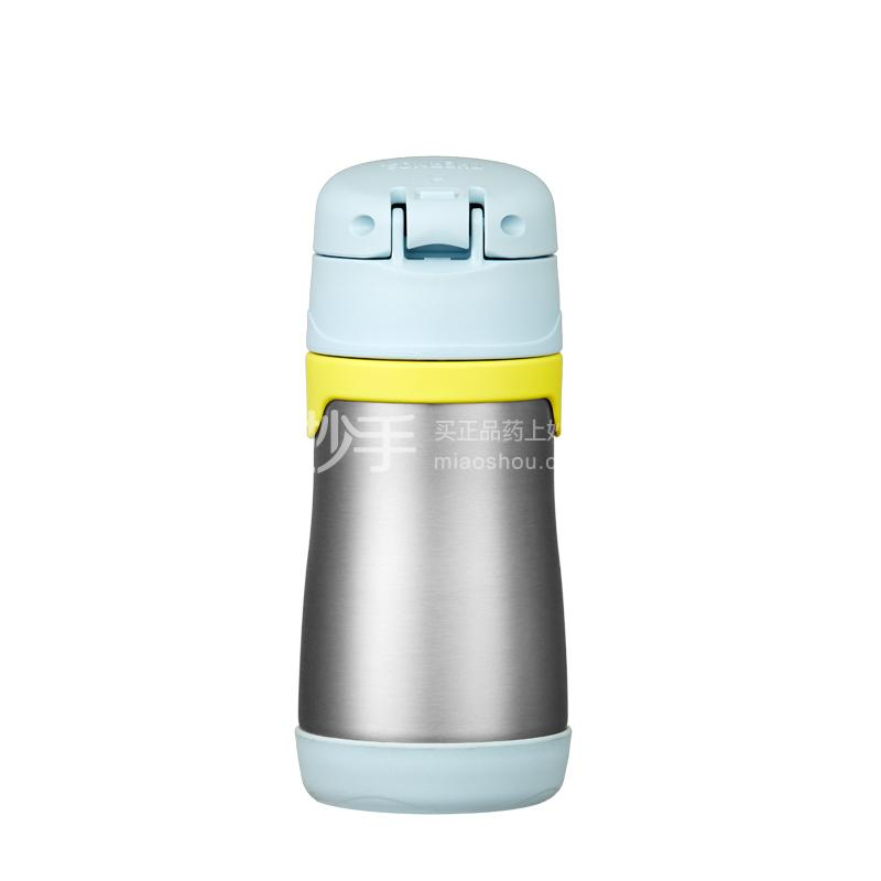 【膳魔师】膳魔师Foogo不锈钢吸管杯(蓝色)  300ml/BS5353 BL