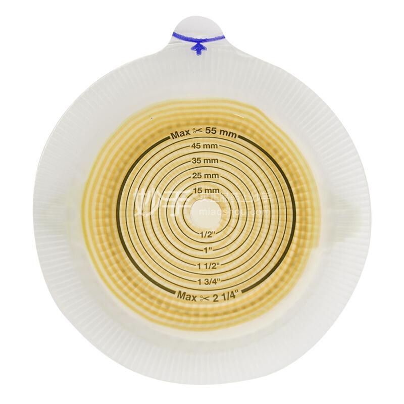 康乐保/特舒 造口护理用品(二件式平面底盘) 02833 平面底盘+粘接剂60mm