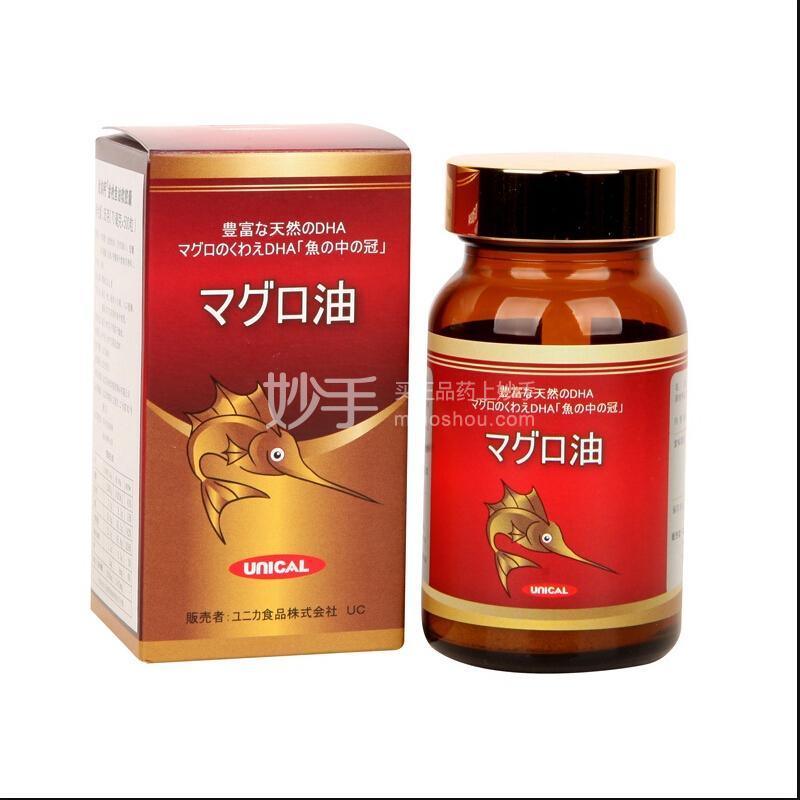 【优你钙】金枪鱼油 70mg*500粒(仅限线上支付)