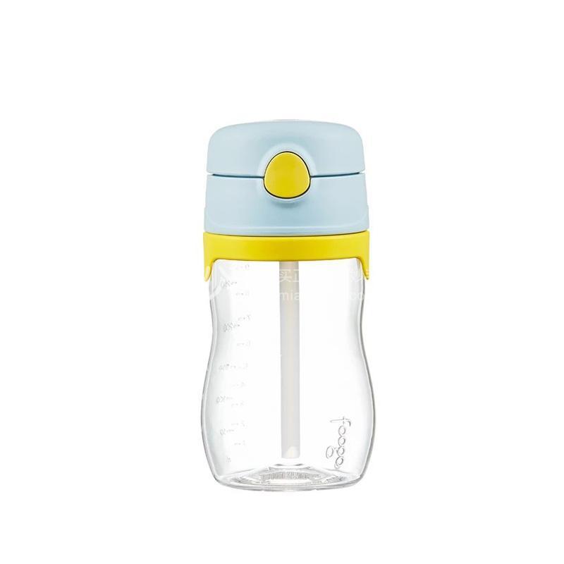 【膳魔师】膳魔师Foogo系列tritan吸管杯(蓝色)  325ml/BP5353 BL
