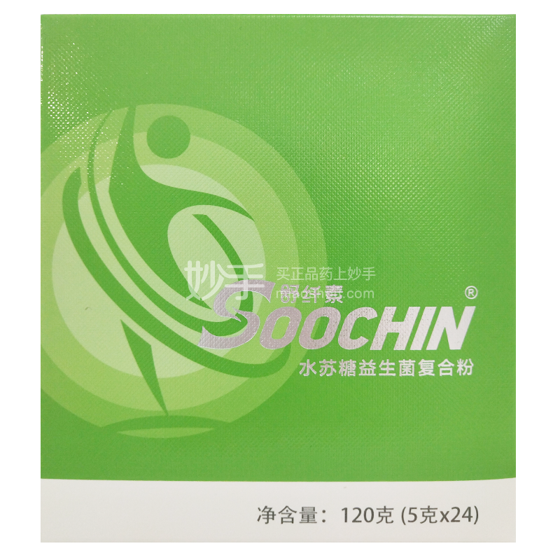 舒恩乐 舒纤素水苏糖益生菌复合粉 120g(5g*24袋)