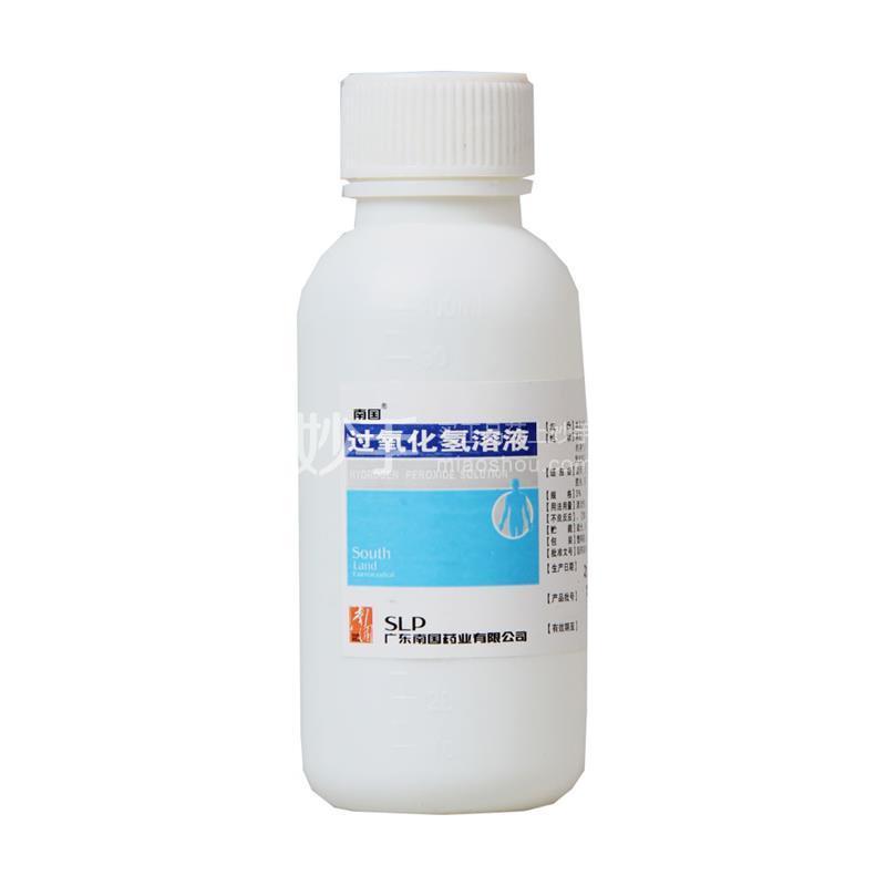 【南国】 过氧化氢溶液 100ml