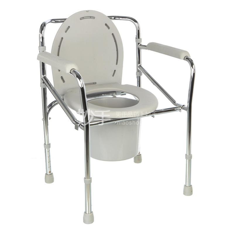 鱼跃 医用助行器 H022B 坐厕椅型
