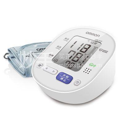 欧姆龙 血压计 HEM-7137