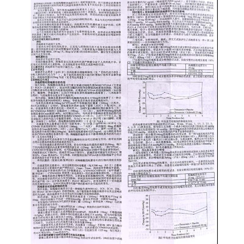 千威 枸橼酸西地那非片 25mg*12片