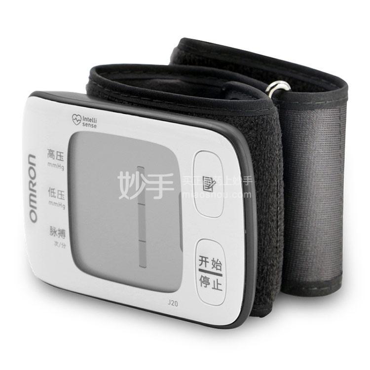 【欧姆龙】电子血压计J20