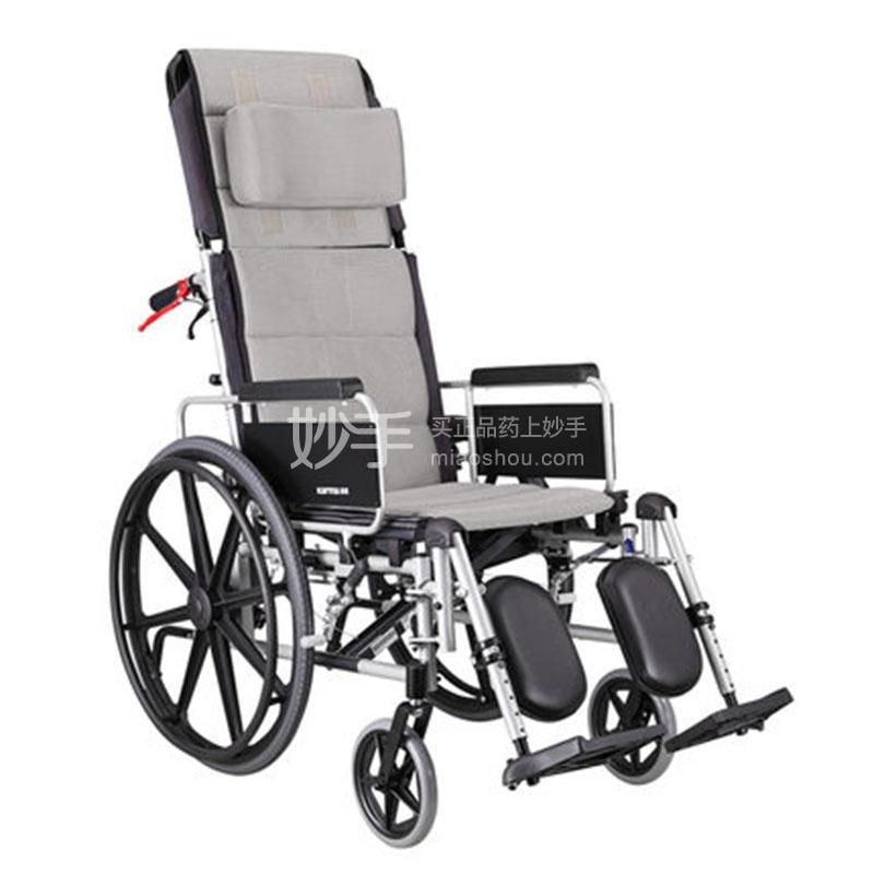 【康扬】 轮椅 KM-5000银/台