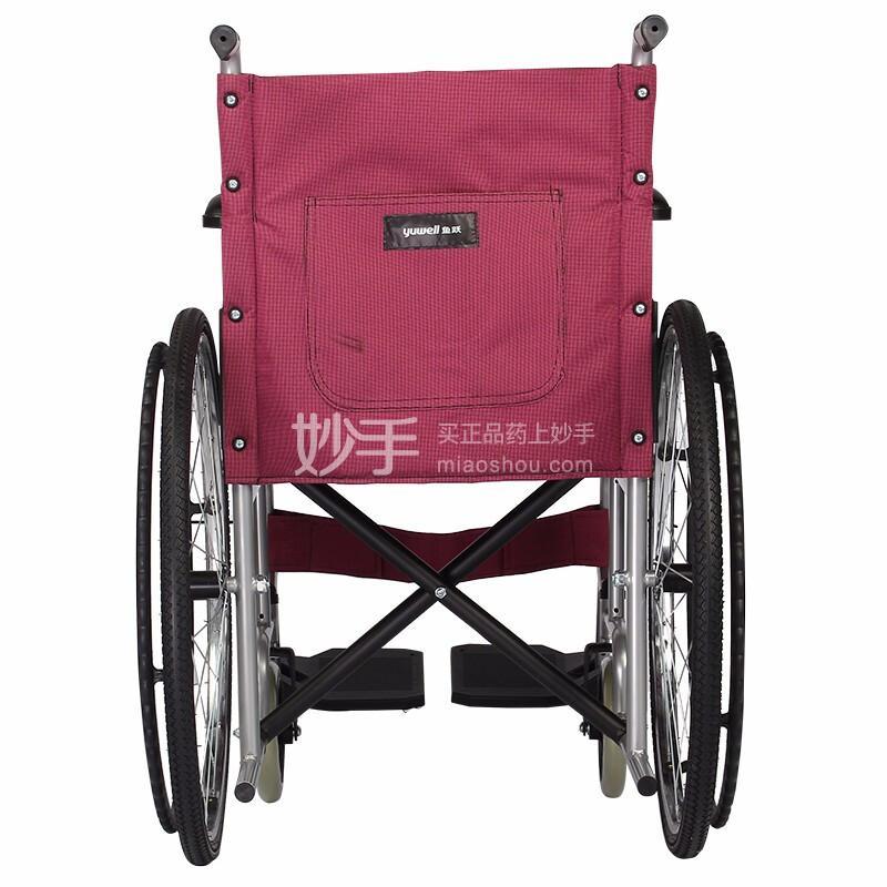 鱼跃 手动轮椅车(H007) H007