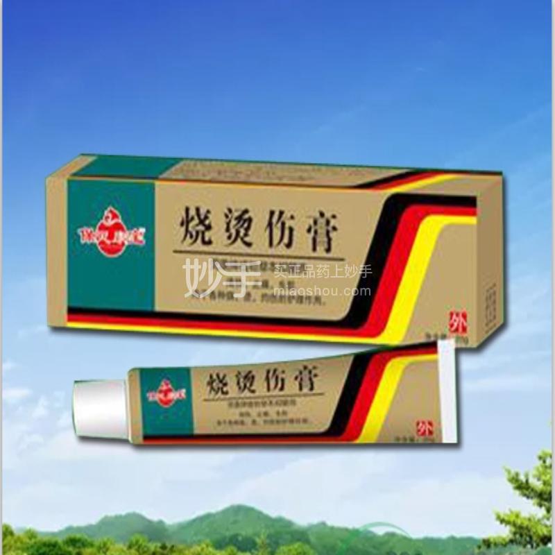 【保灵康宝】烧烫伤膏20g