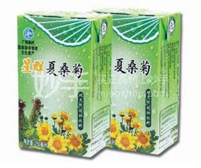 【星群】夏桑菊植物饮料 250ml