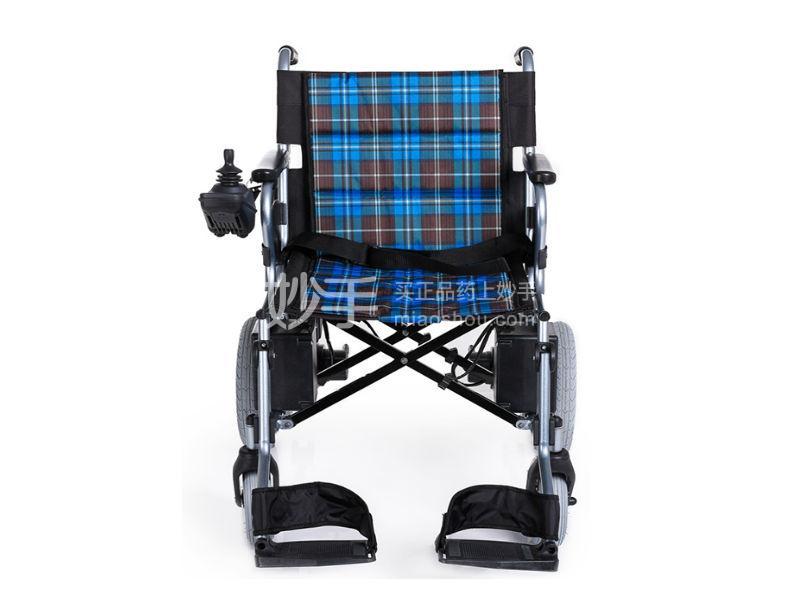 铝合金电动轮椅车